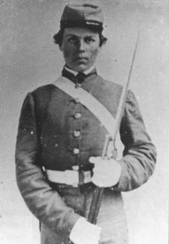 Union MG Lovell H. Rousseau (1818- 1869). (Credit: The Library of Congress)