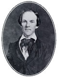 Professor John W. Pratt, a faculty member at the University of Alabama during the Civil War, was renowned as a teacher. A former student recounted how he had made his lowest grade in Pratts class. One of the questions on a logic exam was, What is the probability of throwing an ace in three throws of dice, expressed in fractional terms? The student answered that he did not understand the question. Later, he admitted that he did not know what dice were. Pratt replied, You ought to have a zero for being too proud to ask for information, and a hundred for not knowing how to play dice. In his later years, Pratt became president of Central University in Richmond, Kentucky. (Courtesy W.S. Hoole Special Collections Library, University of Alabama.)